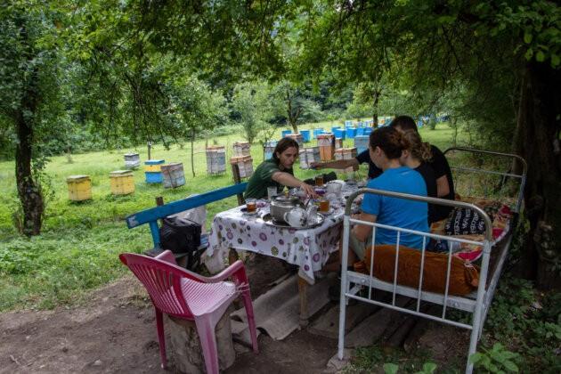 cajova hostina azerbajdzan