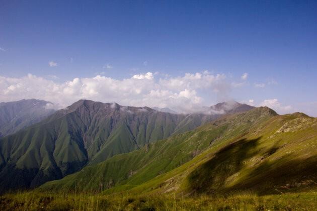 horske panorama