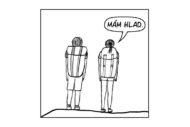 Komiks 01: Mám hlad!