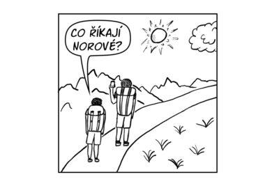 02 Komiks Za Horami Co Na To Norove Nahled