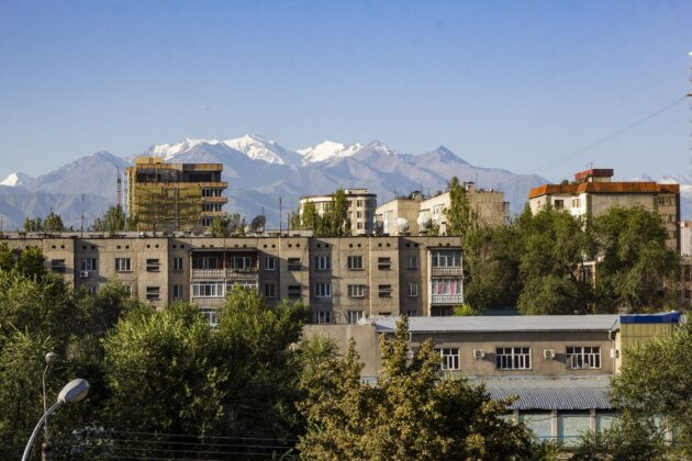 Bishkek A Hory