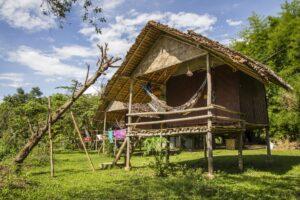 Pai Hut Thajsko