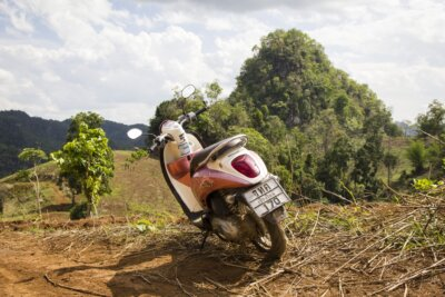 Skutr Thajsko