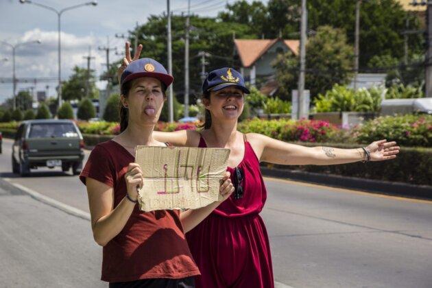Thajsko Stoparky