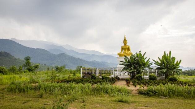Laos Hory Buddha