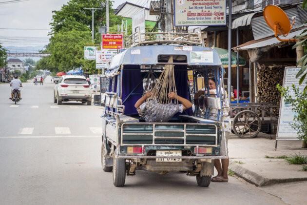 Liny Laosan V Tuktuku