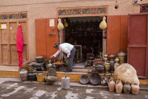 Kashgar Obchodnik
