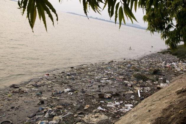 Odpad Myanmar