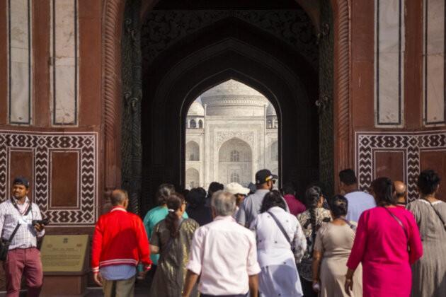 Taj Mahal Dav