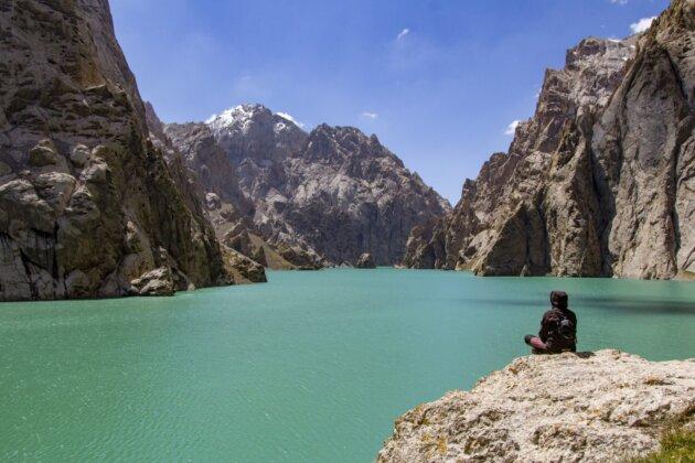 Kel Suu Kyrgyzstan