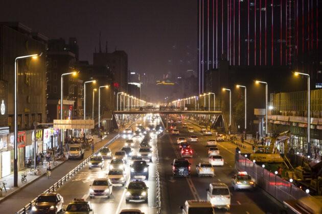 Civilizace čína Chengdu