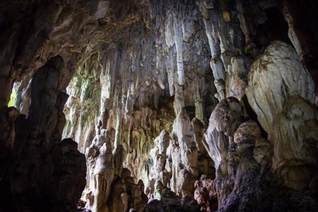 Jeskyne Severni Thajsko