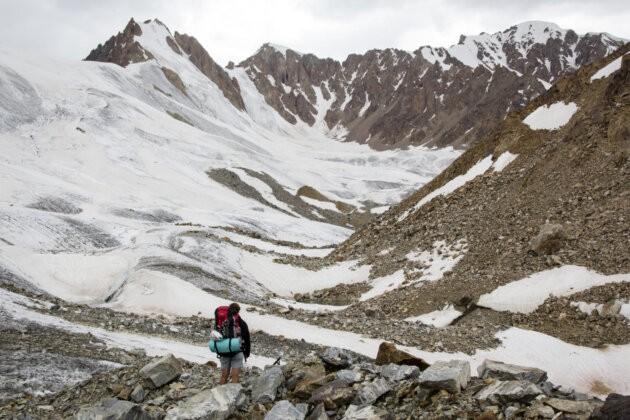 Pamir Shtik Lazar Pass