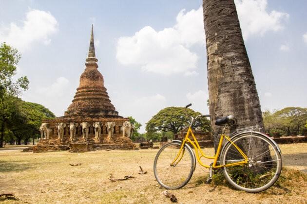 Sukhotai Na Kole Thajsko