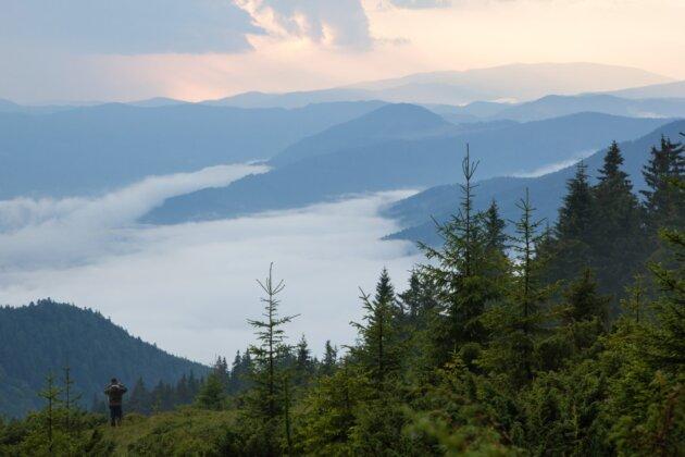 Vyhled Na Rachivske Hory