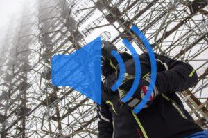 Cernobyl Ukrajina Pripjat Podcast