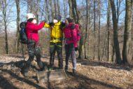 """Expedice na nejvyšší """"horu"""" Brna: Kopeček (479 m. n. m.)"""