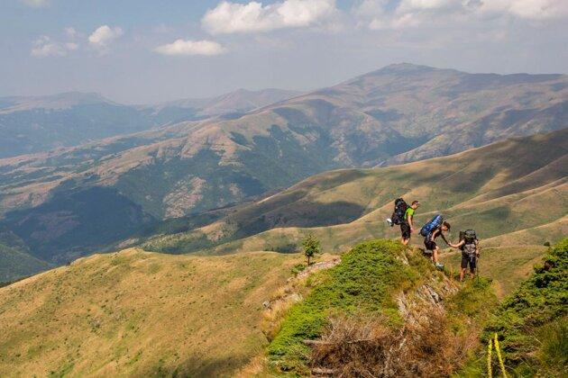 Stará planina, Srbsko