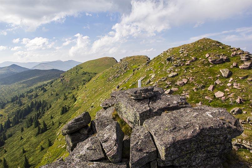 Přechod Staré planiny, Srbsko