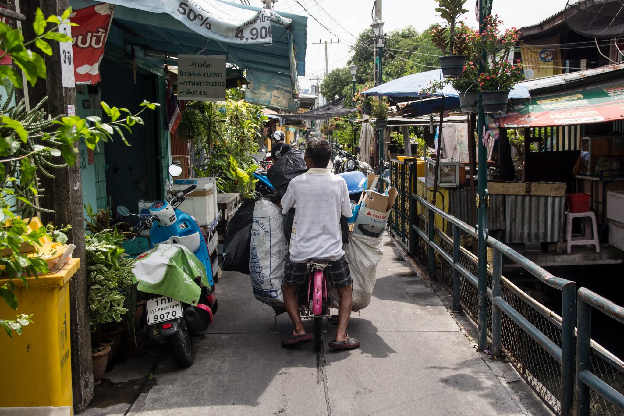 Sexuální masáže v Bangkoku