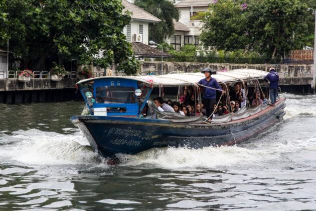 Thajsko loď