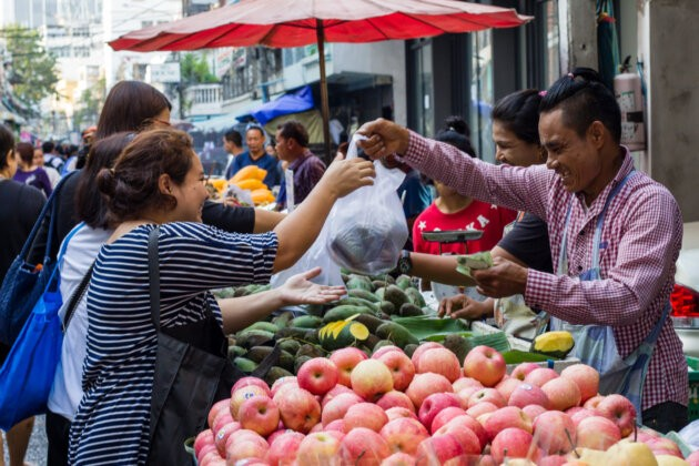 Thajsko tržiště