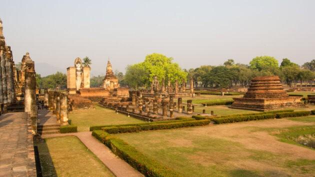 Thajsko Sukhotai