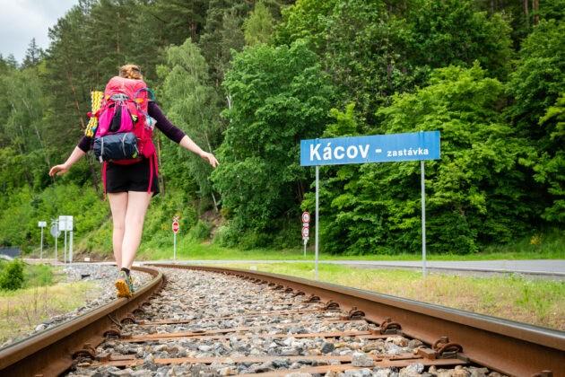 Trailove Boty Vzorek Turistika