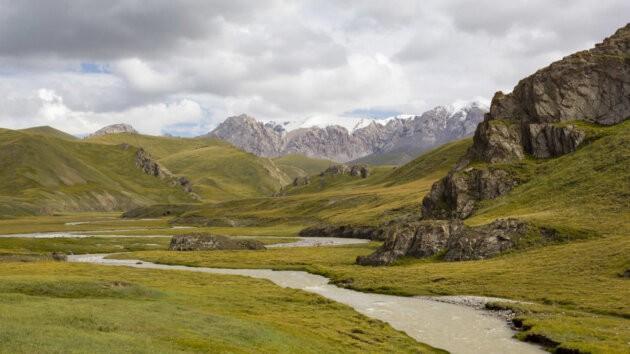 Reka K Horam Kyrgyzstan