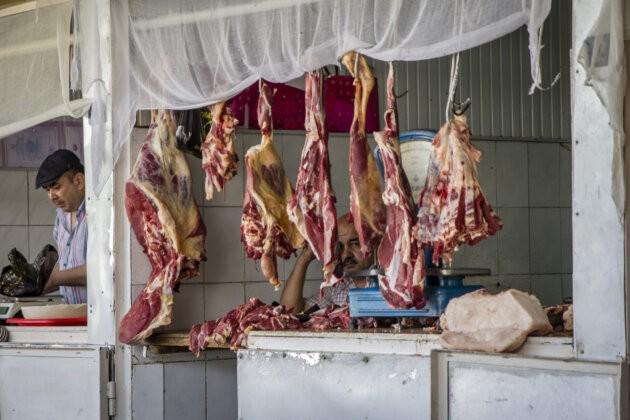 maso asie teplo
