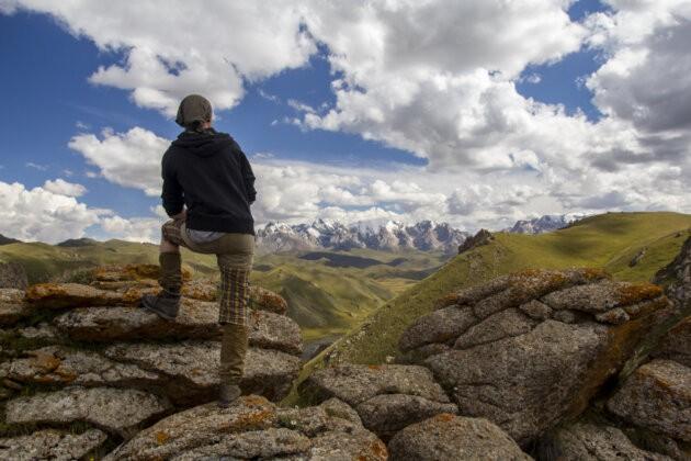 Hory Kyrgyzstan