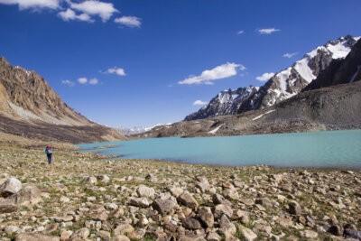 Pamir Trek Jezero