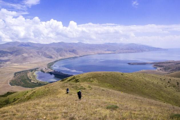 Trek Armenie Sevan