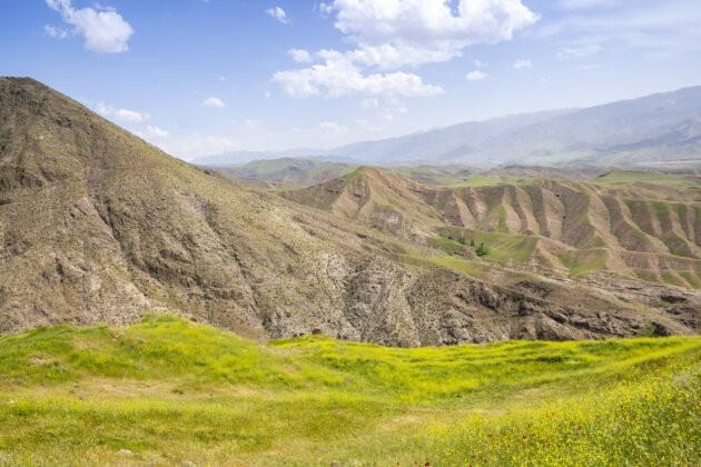 Zapadni Alamut Iran Hory