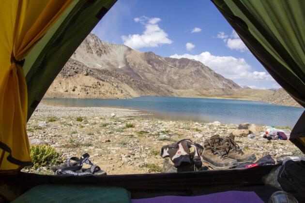 Kemp Pamir Jezero