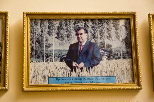 10 Tadzikistan Prezident