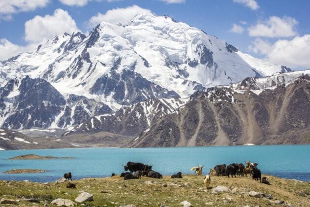 32 Tadzikistan Pamir Jezero