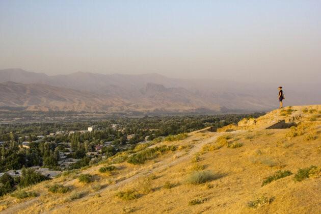 Tadzikistan Krajina
