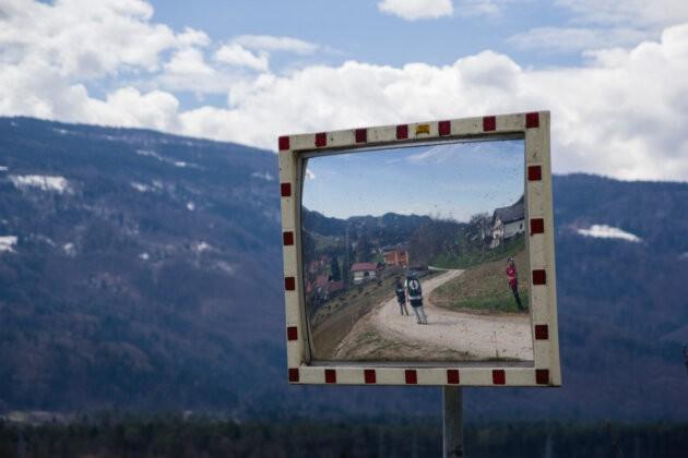 Zrcadlo Hor