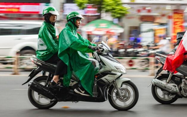 Vietnam Saigon Grab Dest
