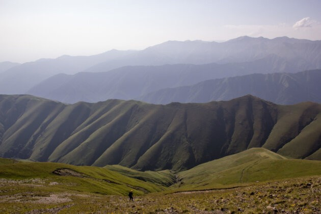 zagatala hory azerbajdzan