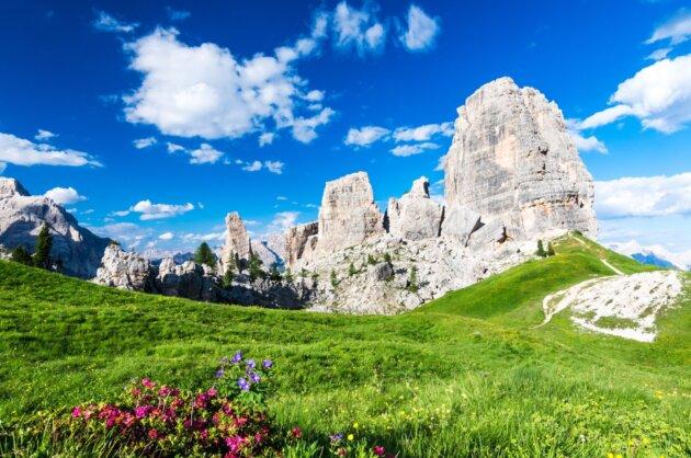 Dolomity Alpy
